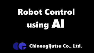 Robot Control using AI